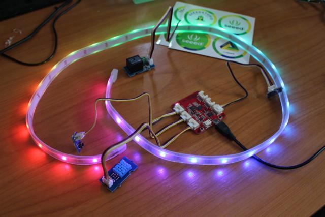 Wio_Link_LED_Strip