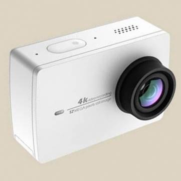 xiaomi yi k action camera offers an alternative to gopro hero black