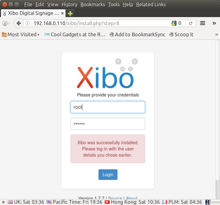 Xibo_Ubuntu_16.04_Install_Success