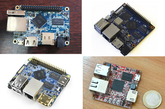 Allwinner_H3_Development_Boards