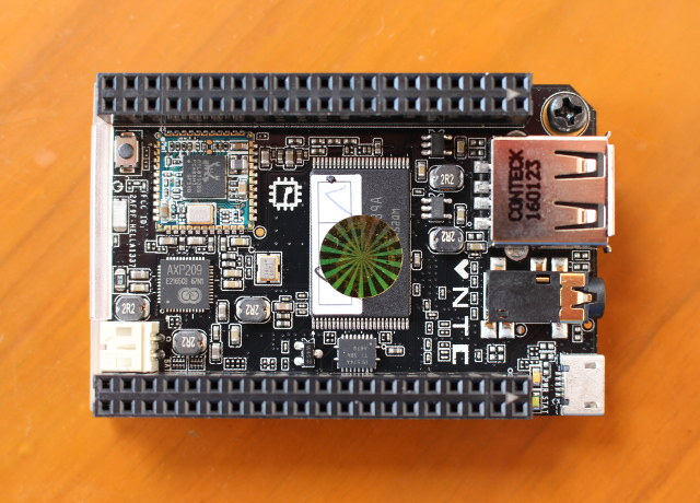 creating single board computer with flash memory firmware