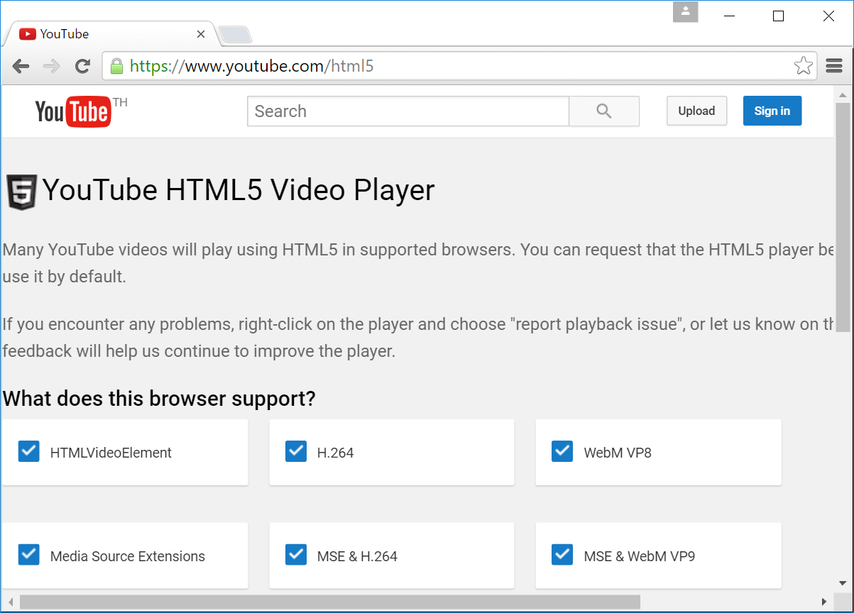 Chrome_YouTube_HTML5