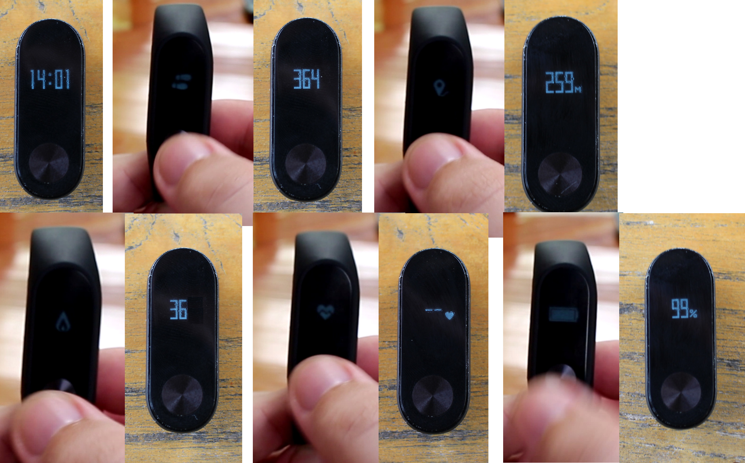 Review Of Xiaomi Mi Band 2 Activity Tracker Click To Enlarge