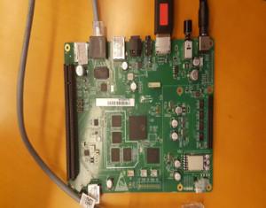 96Boards TV Platform Board by Hisilicon