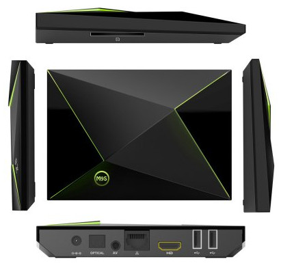M9S Z8 Android TV Box Looks like an Nvidia Shield Android ...