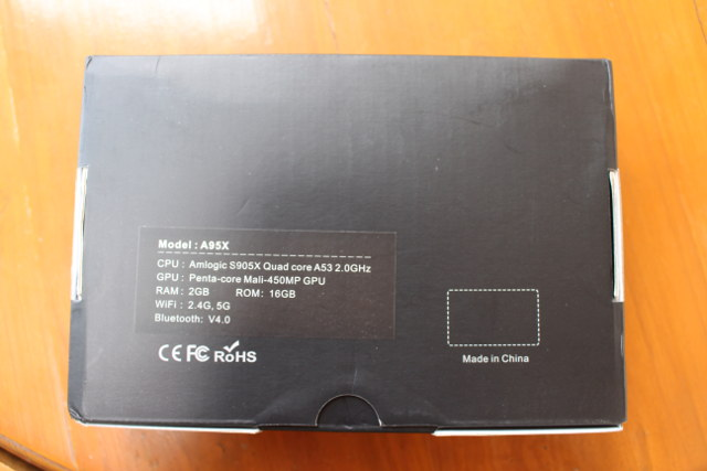 NEXBOX_A95X_Specifications_CE_FCC