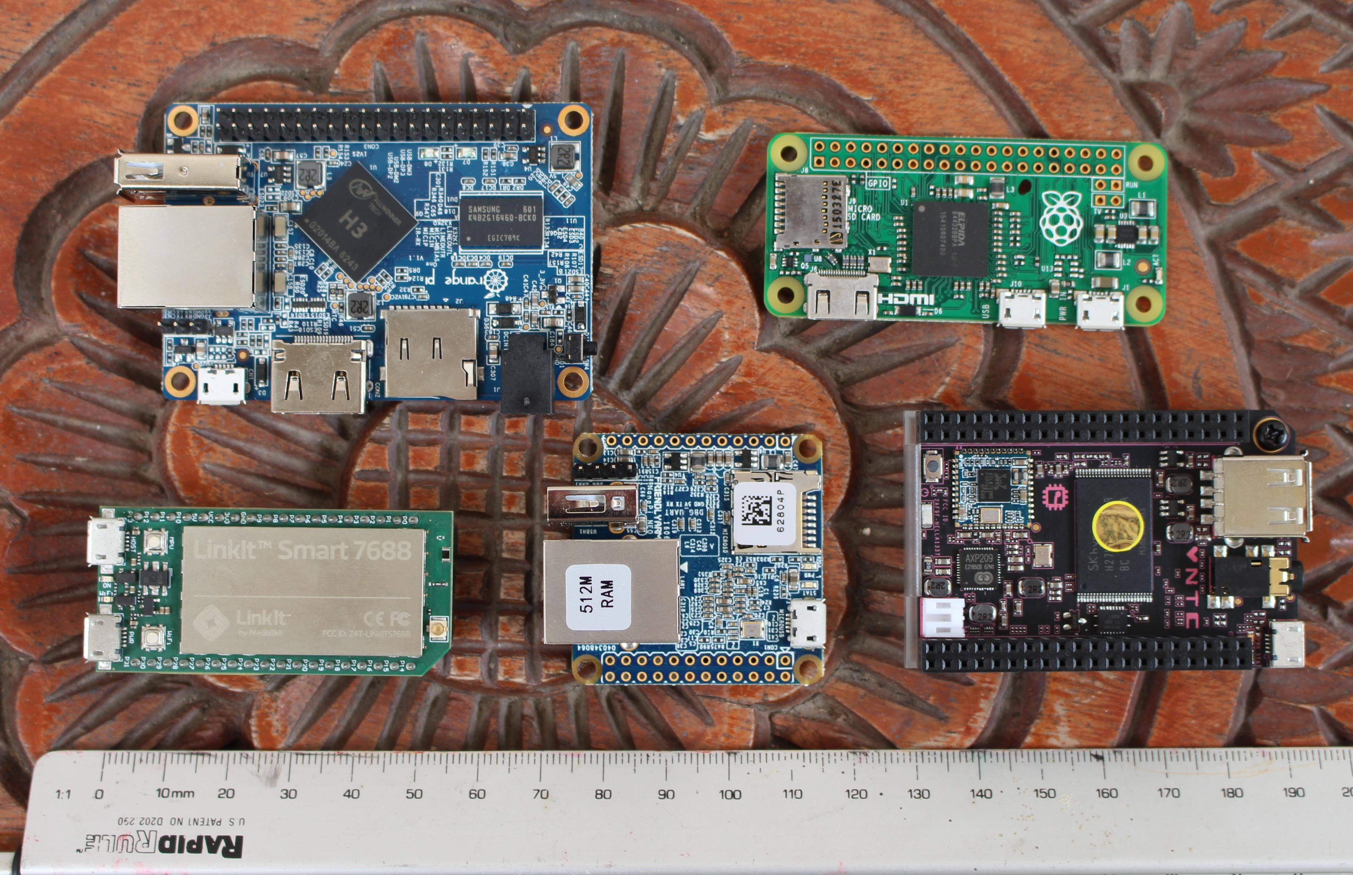 Getting Started with NanoPi NEO Development Board - Ubuntu