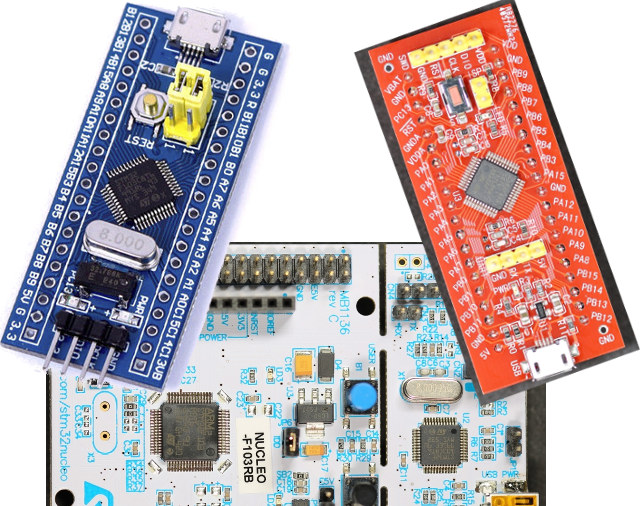 STMicro_Boards
