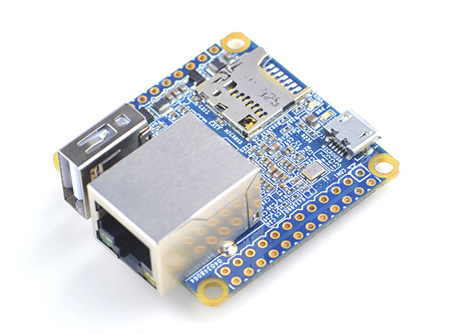 Smaller Amp Faster Than Raspberry Pi Zero Meet Nanopi Neo
