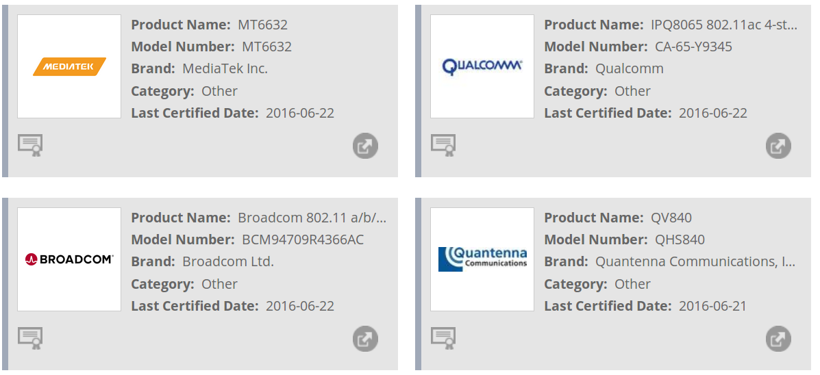 Wi-Fi CERTIFIED ac Wave 2 Products Support MU-MIMO, 160 MHz Channels