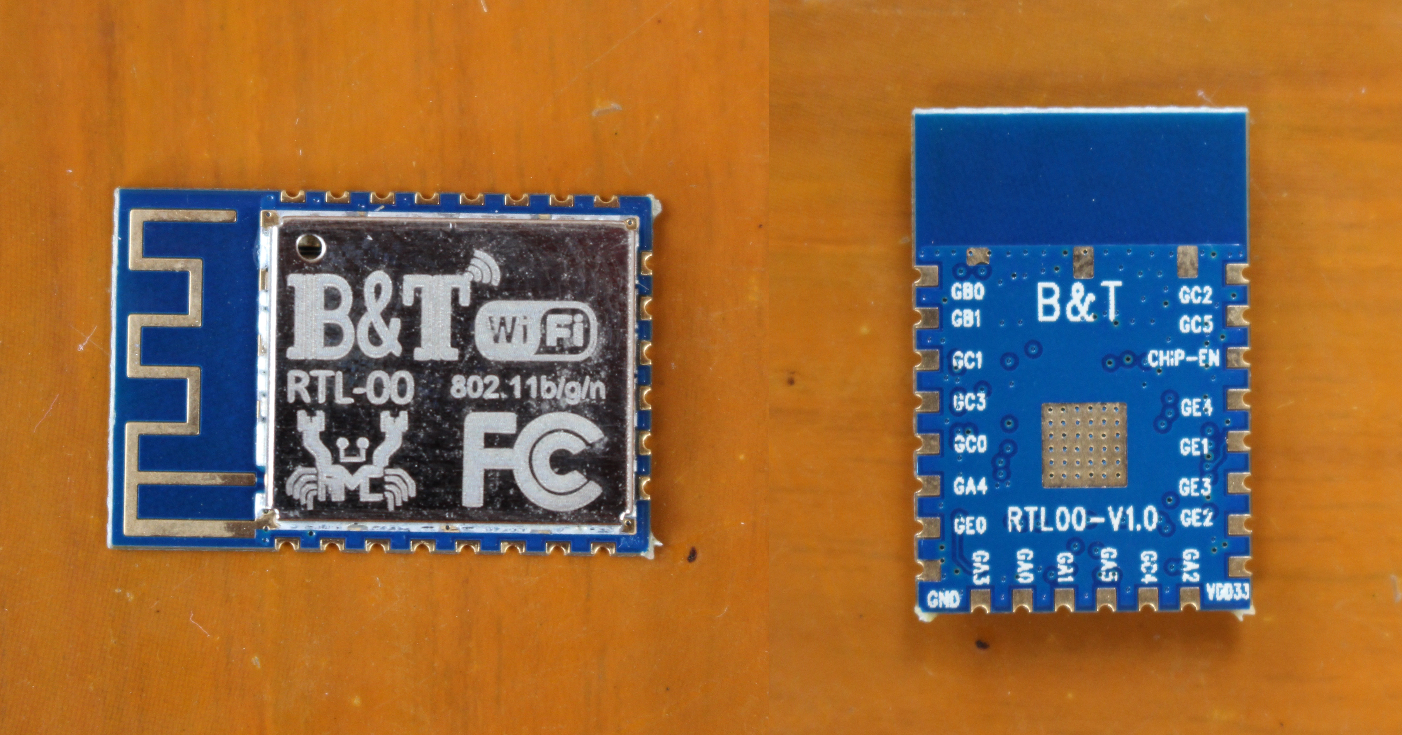 BT-RTL-00_Large Esp Datasheet At Commands on