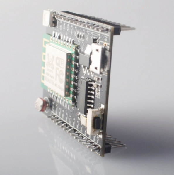 Realtek RTL8710 Witty-like WiFi IoT Board with micro USB