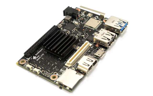 Minimal Ubuntu 16 04 Image for ODROID-C2, and C1/C1+ Boards