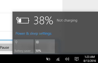 GOLE1_Charging_Issue