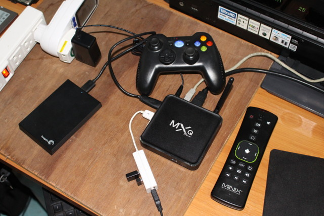 Using M12N Android Amlogic S912 TV Box as a Game Console (Video)