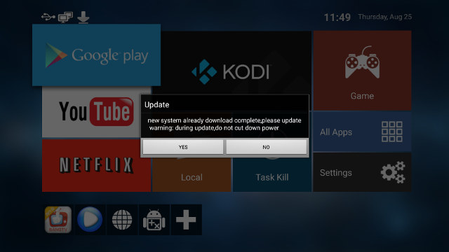 M12N Amlogic S912 Octa-core TV Box Review - Part 2: Android 6 0 Firmware