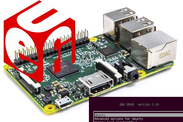 Raspberry_Pi_UEFI_GRUB2_U-Boot