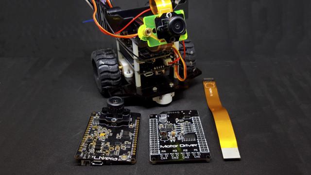 computer-vision-robot-kit