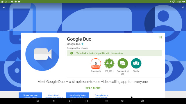 Coowell-V4-Google-Duo