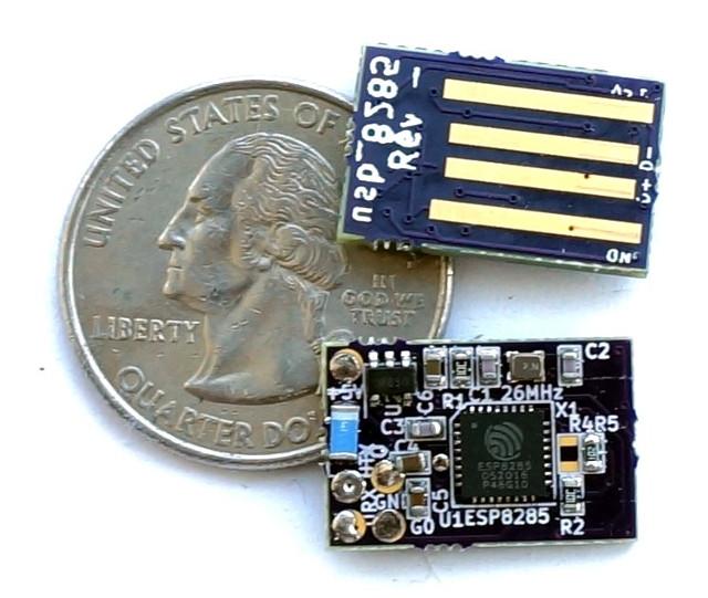 ESP8285_USB_Board