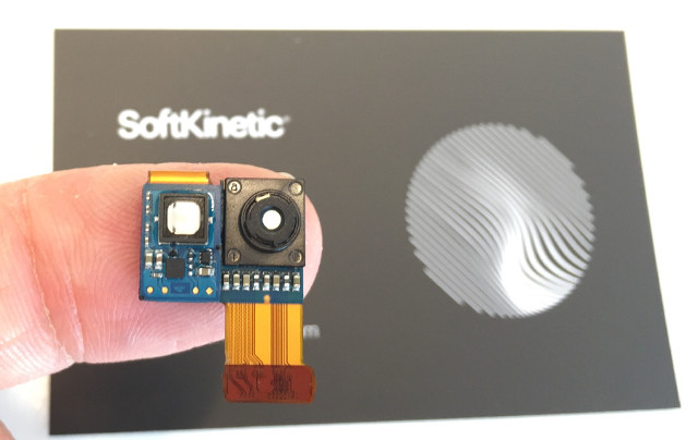 softkimetic-tof-camera