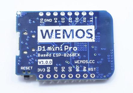Wemos-D1-mini-Pro-ESP8266-Board