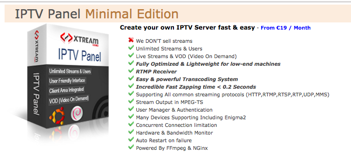 Review of Xtream-Codes IPTV Panel Professional Edition - Part 1