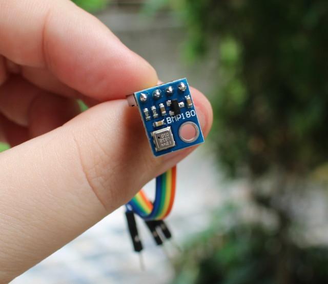 bmp180-i2c-sensor