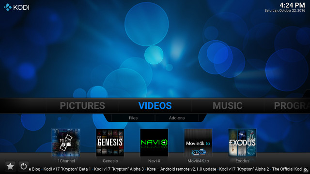 Beelink GT1 Kodi 16.1 netxeon Bee Link Logo at bakdesigns.co