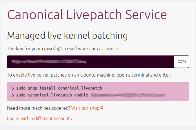 canonical_livepatch