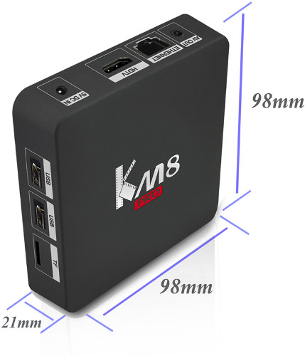 KM8 Pro Amlogic S912 Android Box Sells for $49 99 (Promo)