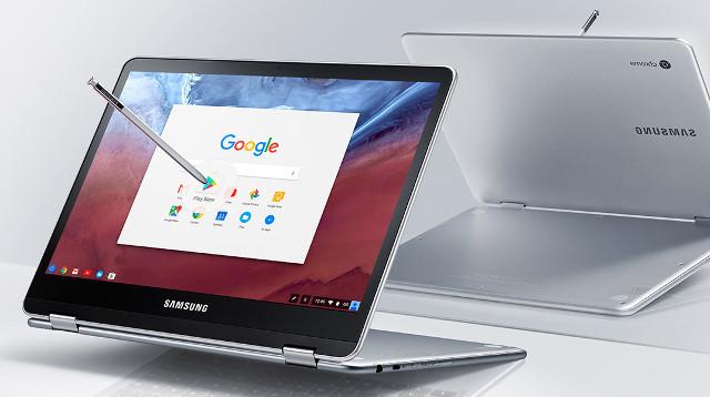 Samsung Chromebook-про-