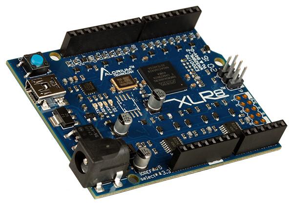 xlr8-arduino-fpga-board