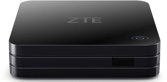 ZTE lancerà un Set-Top-Box Android TV 4K