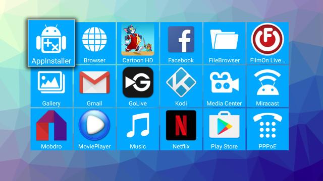 r-box-pro-app-list