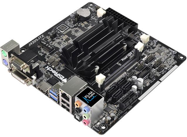 ASRock J4205-ITX Motherboard