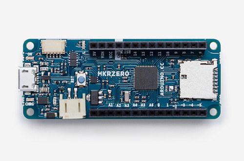Arduino-mkrzero
