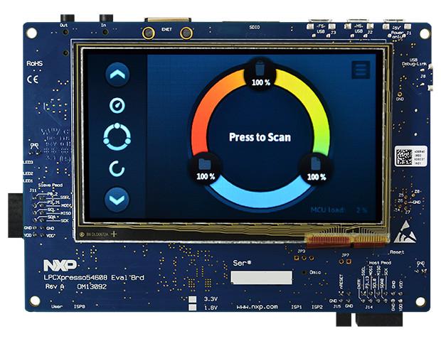 lpcxpresso54608-board