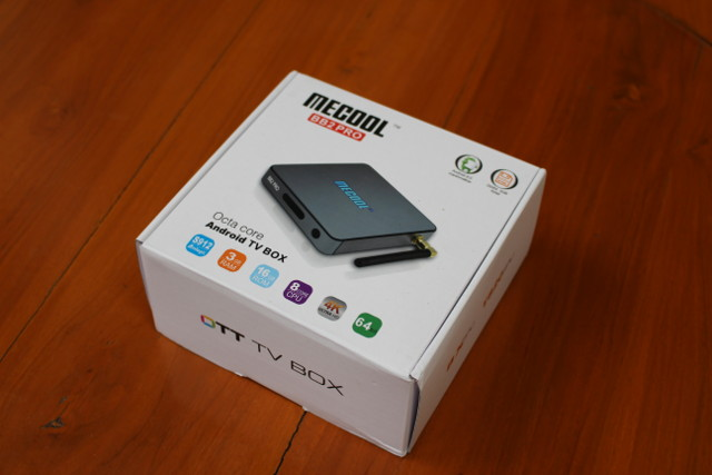 mecool-bb2-pro-package