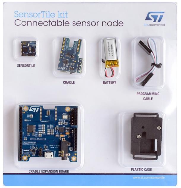 sensortile-kit