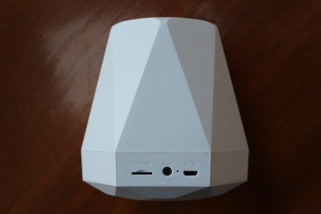 sonoff-SC-микро-SD-слот для аудио-кнопка мощности