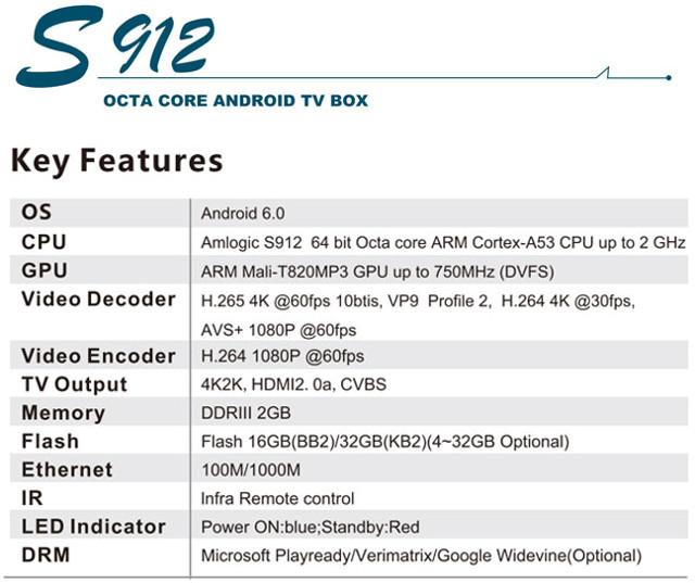 yokatv-kb2-specifications
