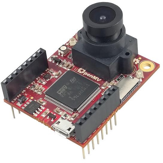 $55 OpenMV Cam M7 Open Source Computer Vision Board is Powered by an