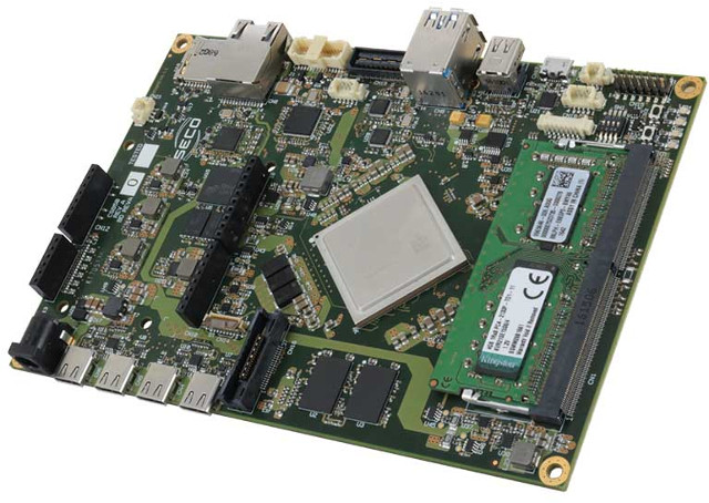 fpga Archives - Page 7 of 15 - CNX Software - Embedded Systems News