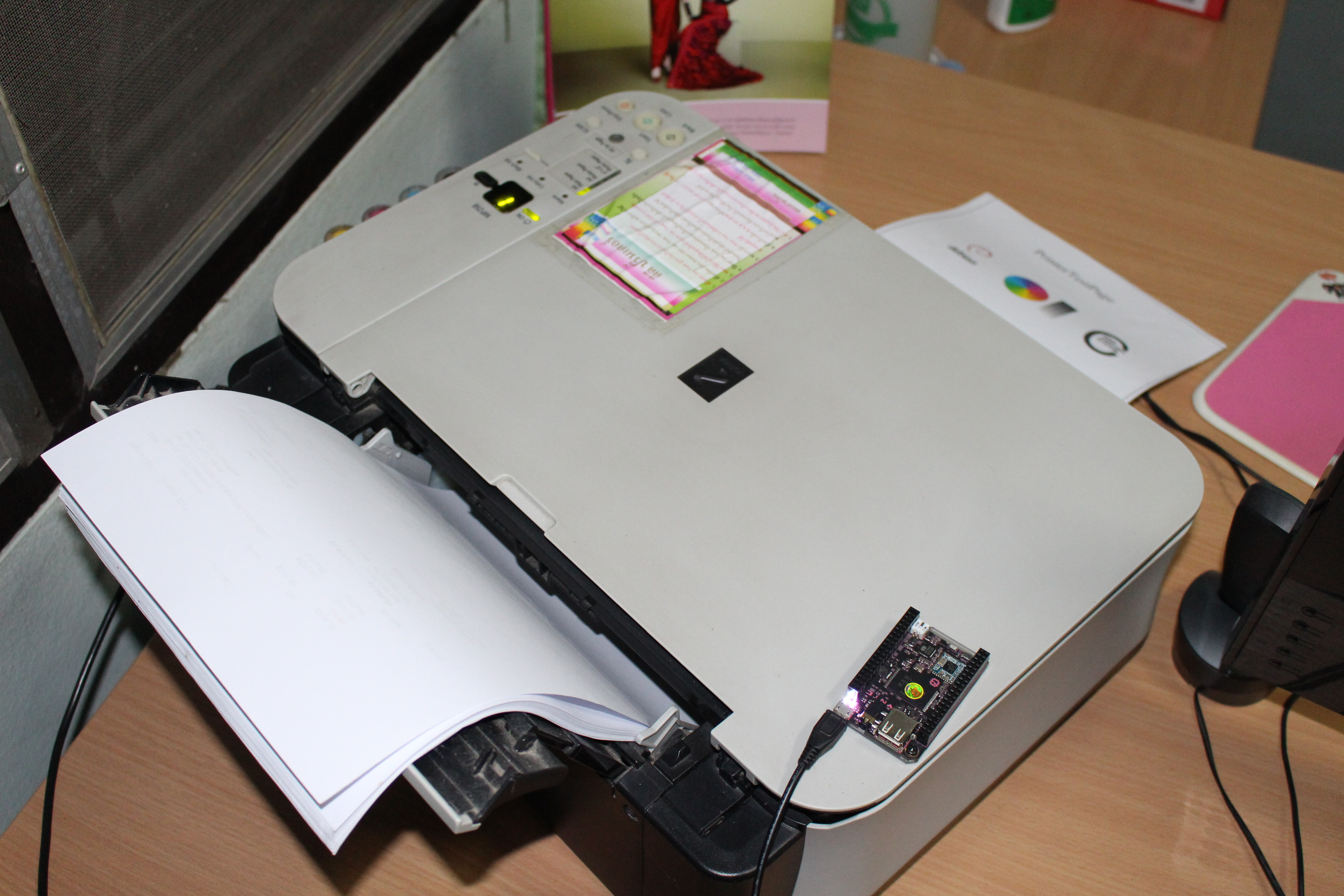 How to use the printer