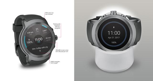 a5bb95765e78 Фактический запуск часов будет 10 февраля, если вы живете в США, вы сможете купить  LG Watch Style в Best Buy и Google Store , и LG Watch Sport в AT   T ...