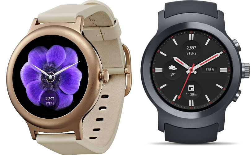 LG Watch Style and Watch Sport Smartwatches Launched with ...