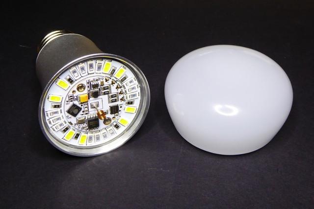 $12 AI Light ESP8266 based WiFi RGB Light Bulb Supports MQTT