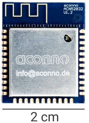 Aconno Bluetooth 4 0 & 5 IoT Development Board Features an nRF52832