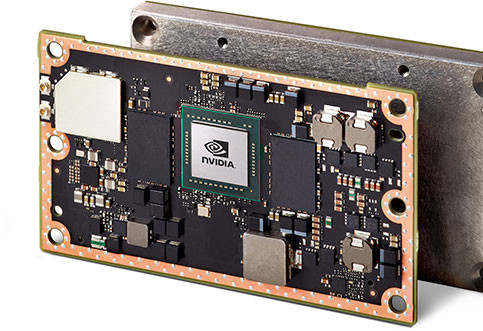 Nvidia Introduces Jetson Tx2 Embedded Artificial
